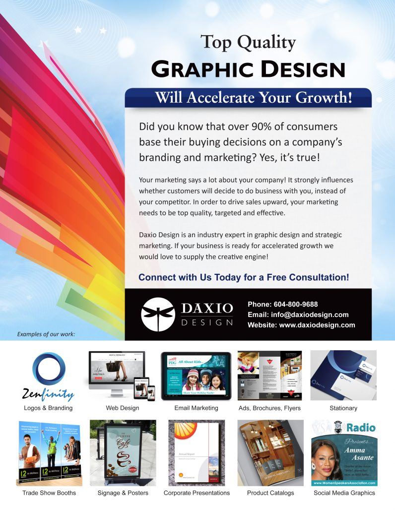 Daxio Design Brochure