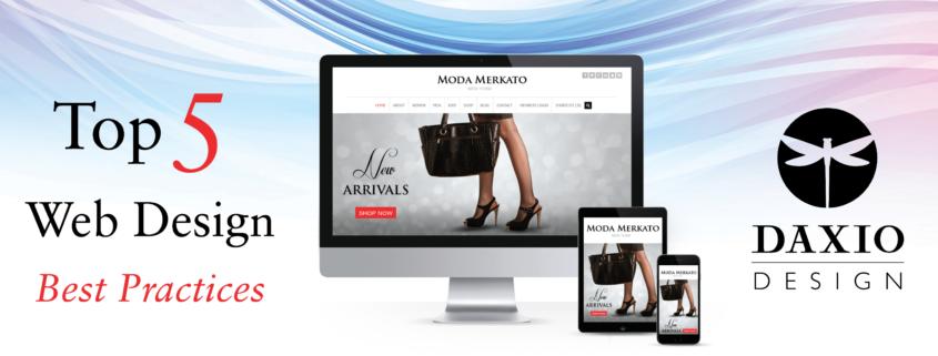 Daxio Design - Top 5 Web Design - BC Canada